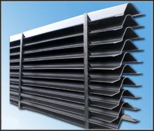 Separadores de gotas para Torres de Refrigeración DE-156/48