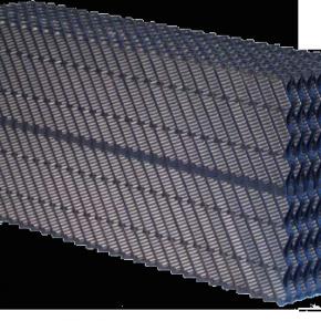 CF12/CF19. Relleno de PP soldado para Torres de Refrigeración