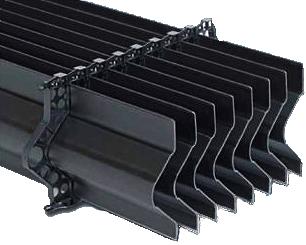 Separadores de gotas para Torres de Refrigeración DE-156/38
